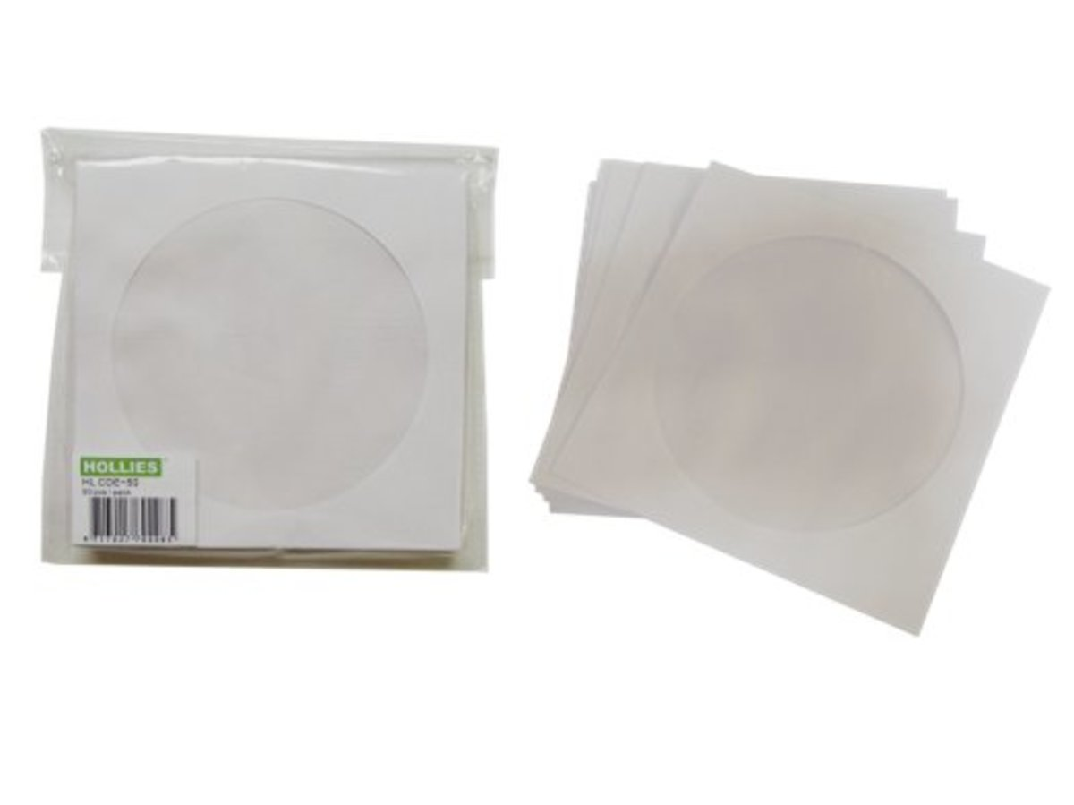 HL CDE-50 CD envelope 50pcs/pack