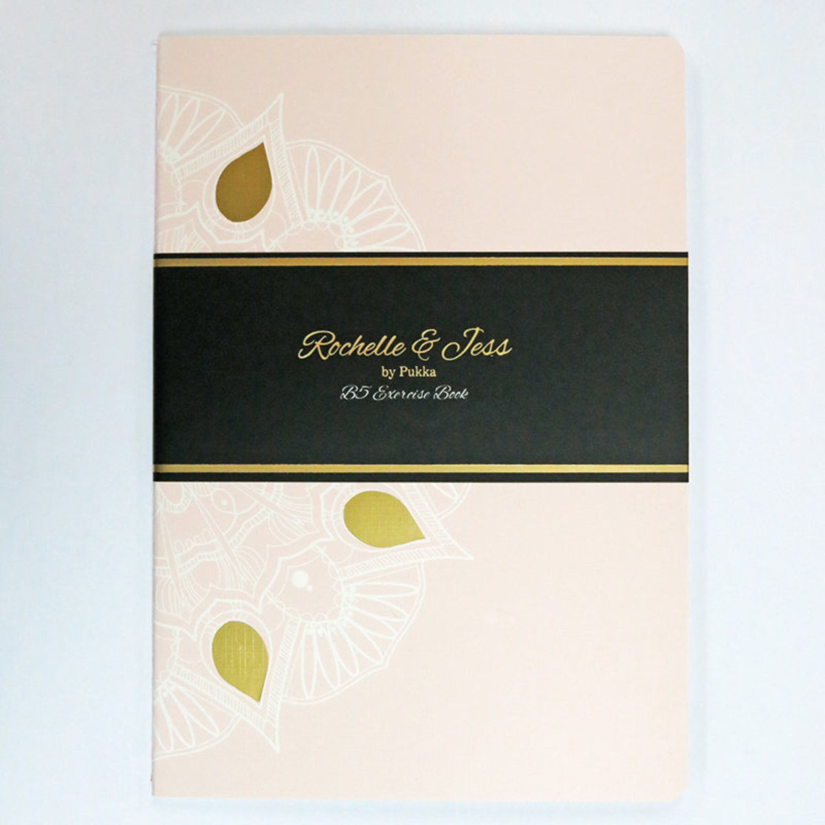 Pukka R&J B5練習簿36頁(1套6本)