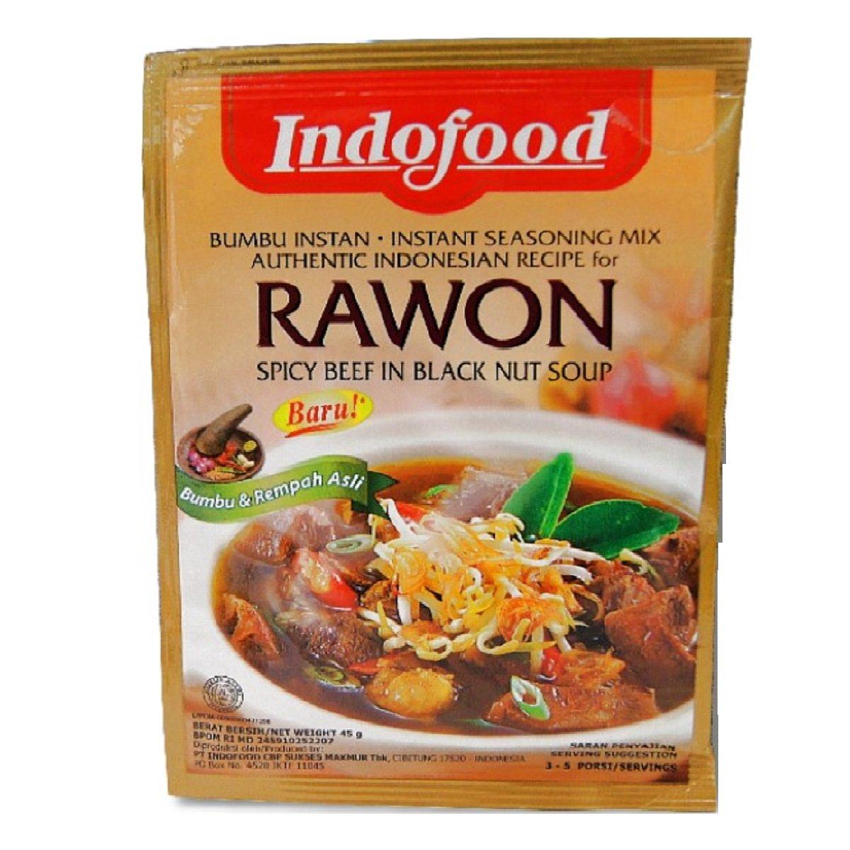 INDOFOOD INSTANT SEASONING RAWON (BOX)