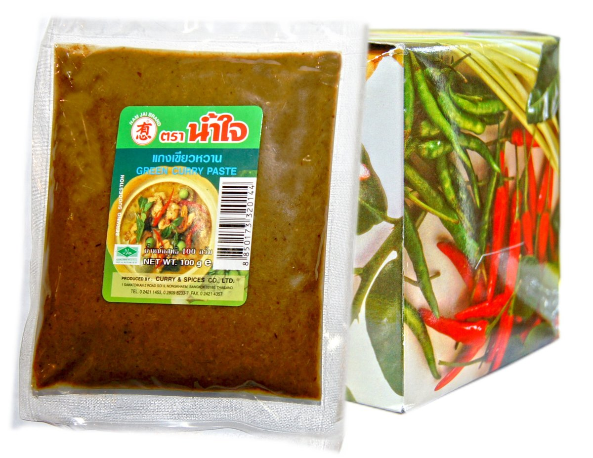 NamJai Thai Green Curry (BOX)
