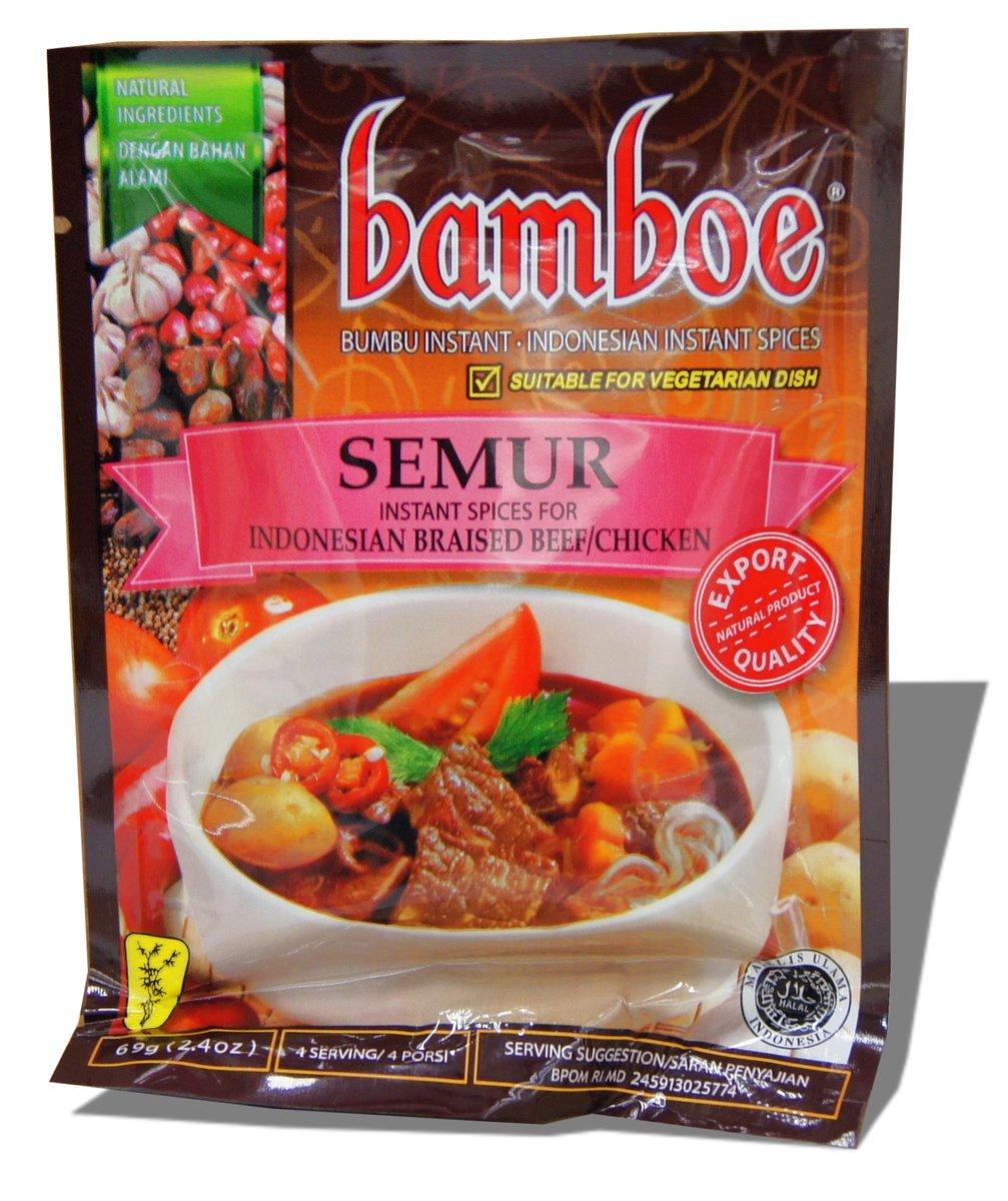 山竹牌Semur 醬料 (原盒)
