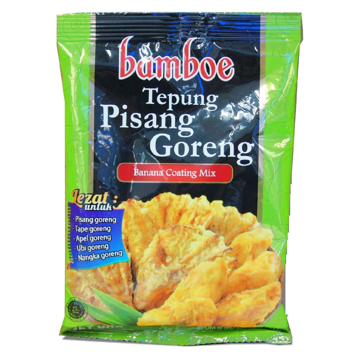 Bamboe - Banana Coating Mix (Bag)