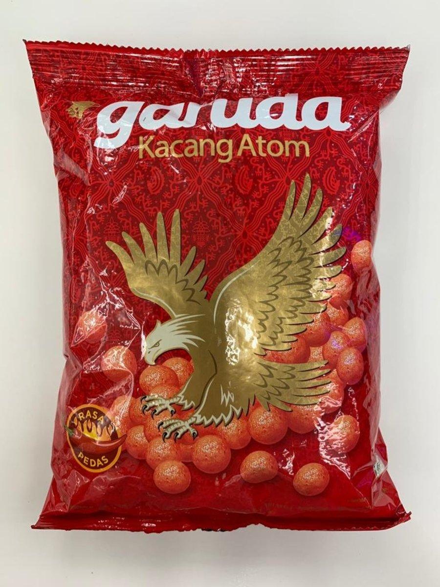 GARUDA Hot Chili Coated Peanuts (Case)