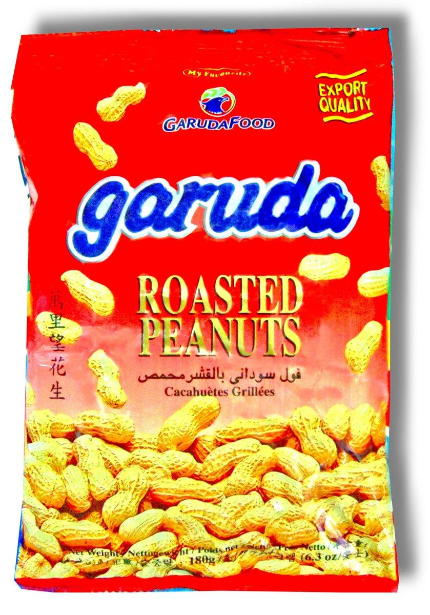 GARUDA Roasted Peanuts (10Pack)