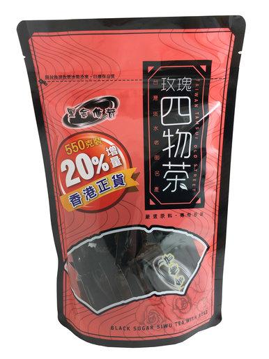 玫瑰四物茶 20%增量裝(4710474093281)