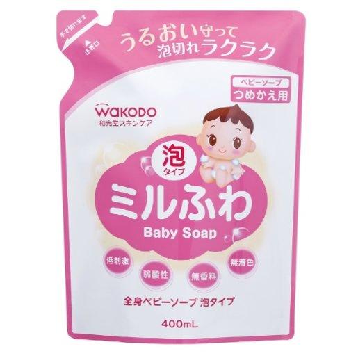 牛奶泡沫沐浴露 替換裝 (平行進口) (4987244192028)