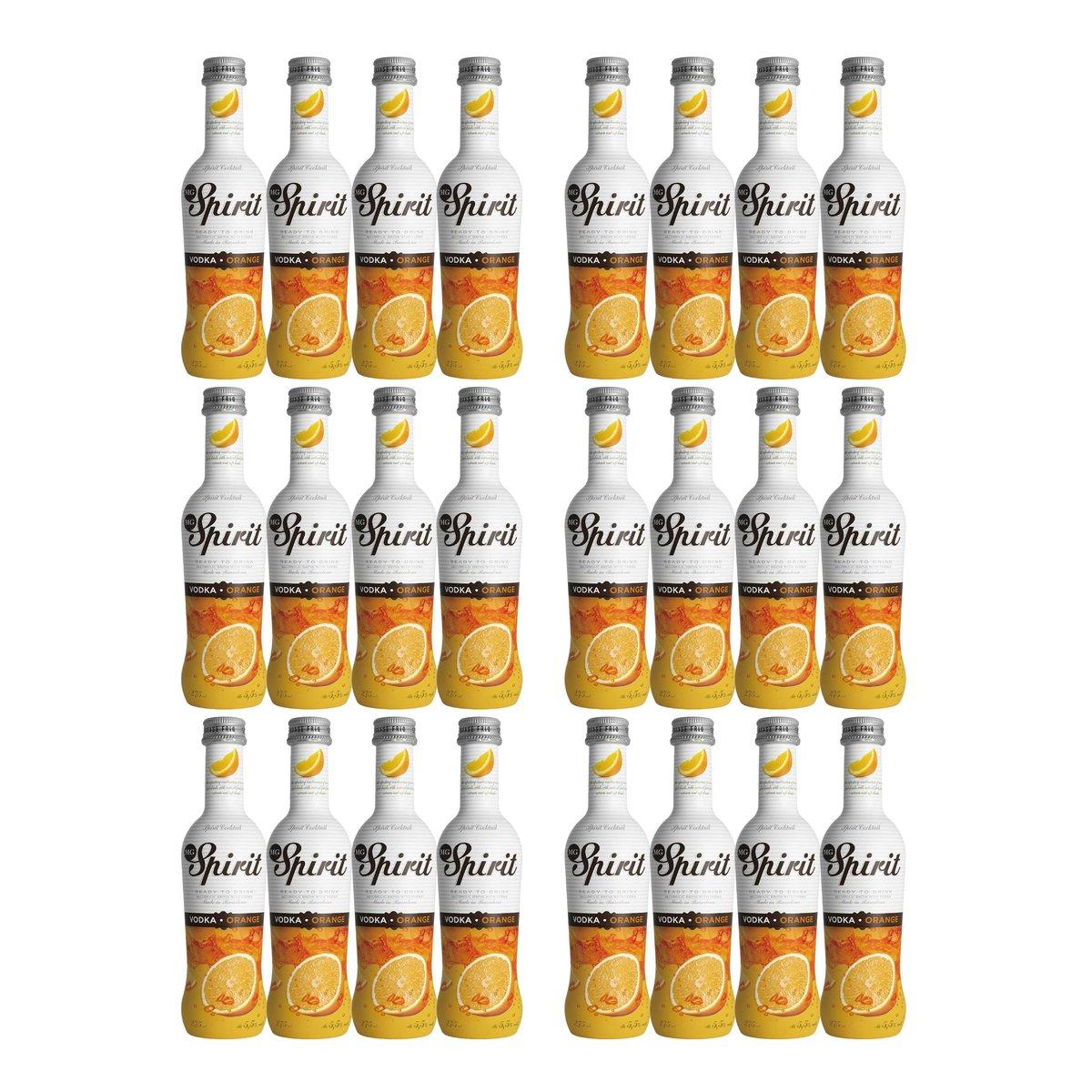 MG香橙伏特加  275ml (24支)