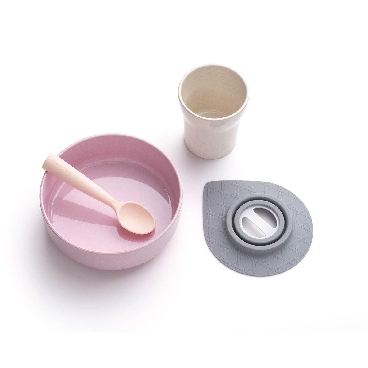 Sip + Snack Set - Cherry Blossom+Peach