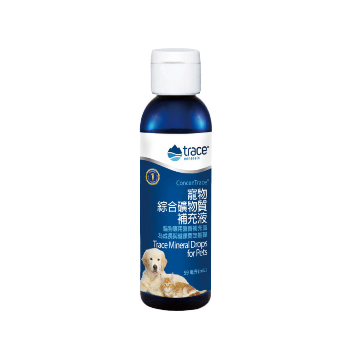 Trace Minerals  ConcenTrace® Trace Mineral Drops for Pets 59ml