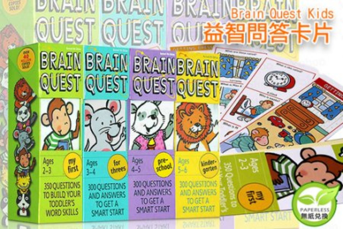 Childrens story book quiz