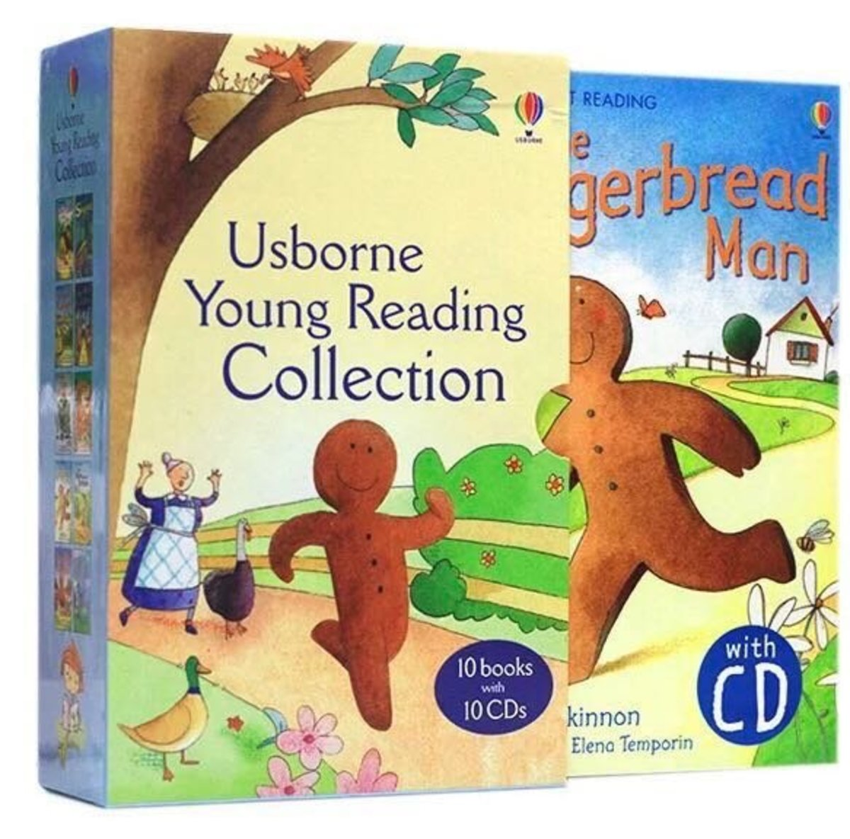 Young Reading Collection Boxset (10 books and 10 CDs)|Parallel Imports