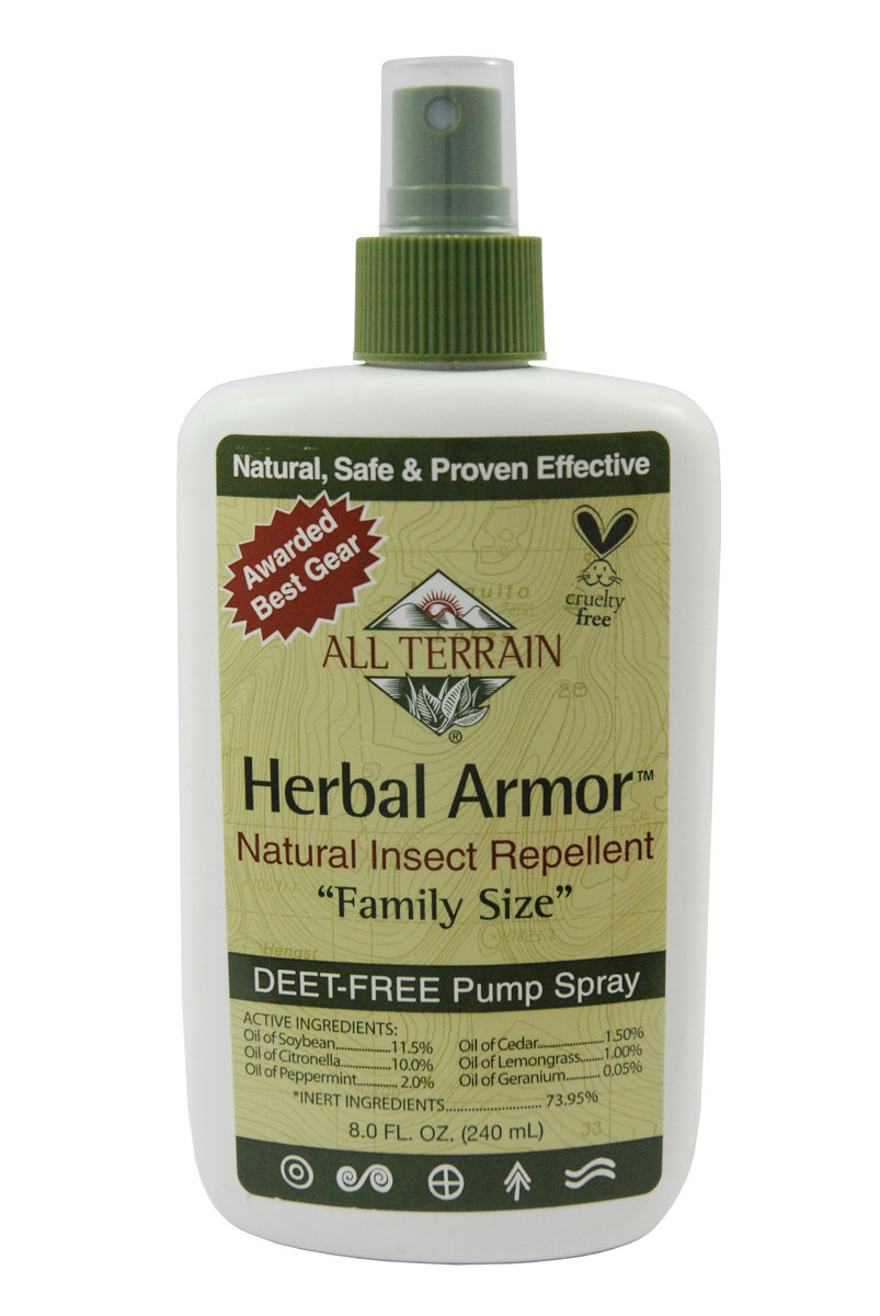 Herbal Armour Insect Repellent Spray 8 oz. / 240ml