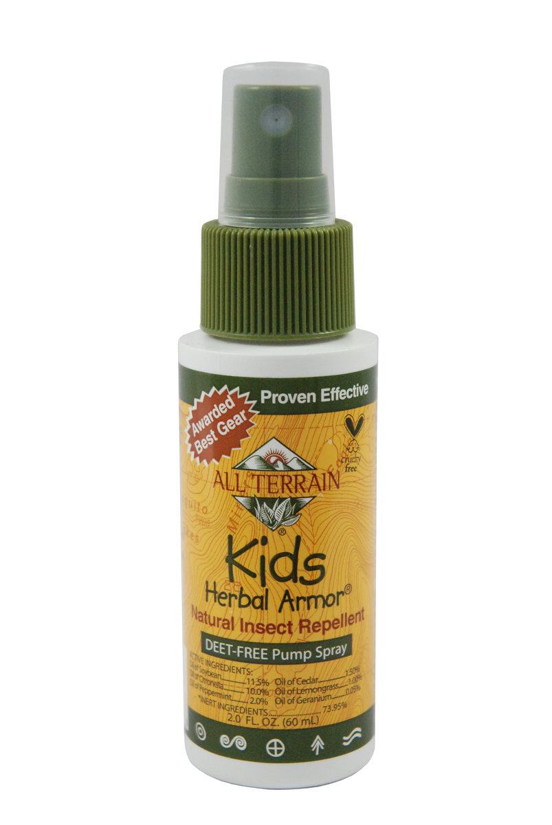 Kid's Herbal Armor Spray 2 oz. / 60ml