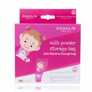 AmazeJW 一次性無菌奶粉儲存袋(女孩版)