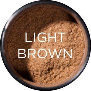 Toppik Toppik - 角蛋白增髮纖維- Light Brown 淺啡 -[平行進口貨品]
