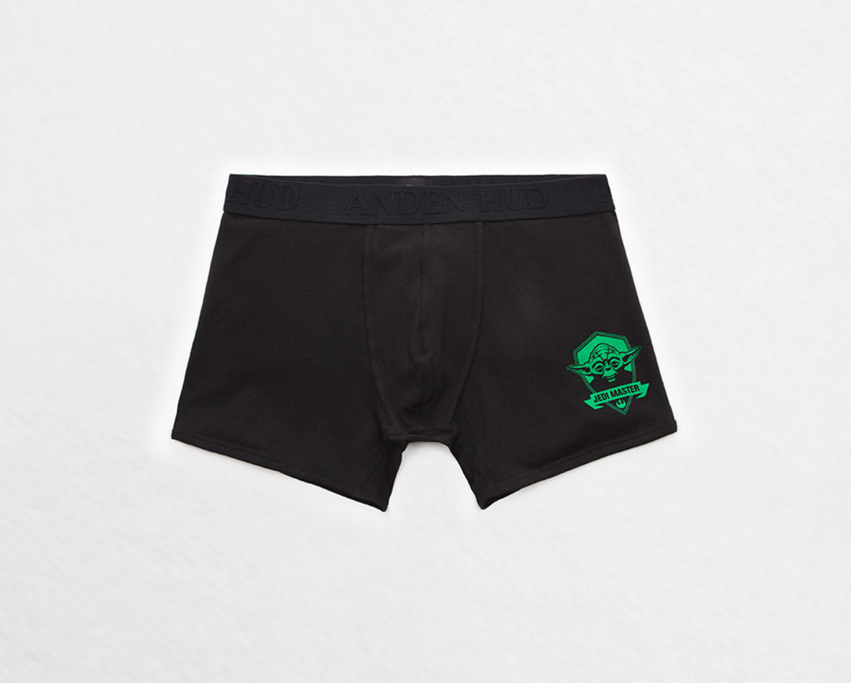 STAR WARS.Men Boxer Brief Underwear [Licensed by Disney]