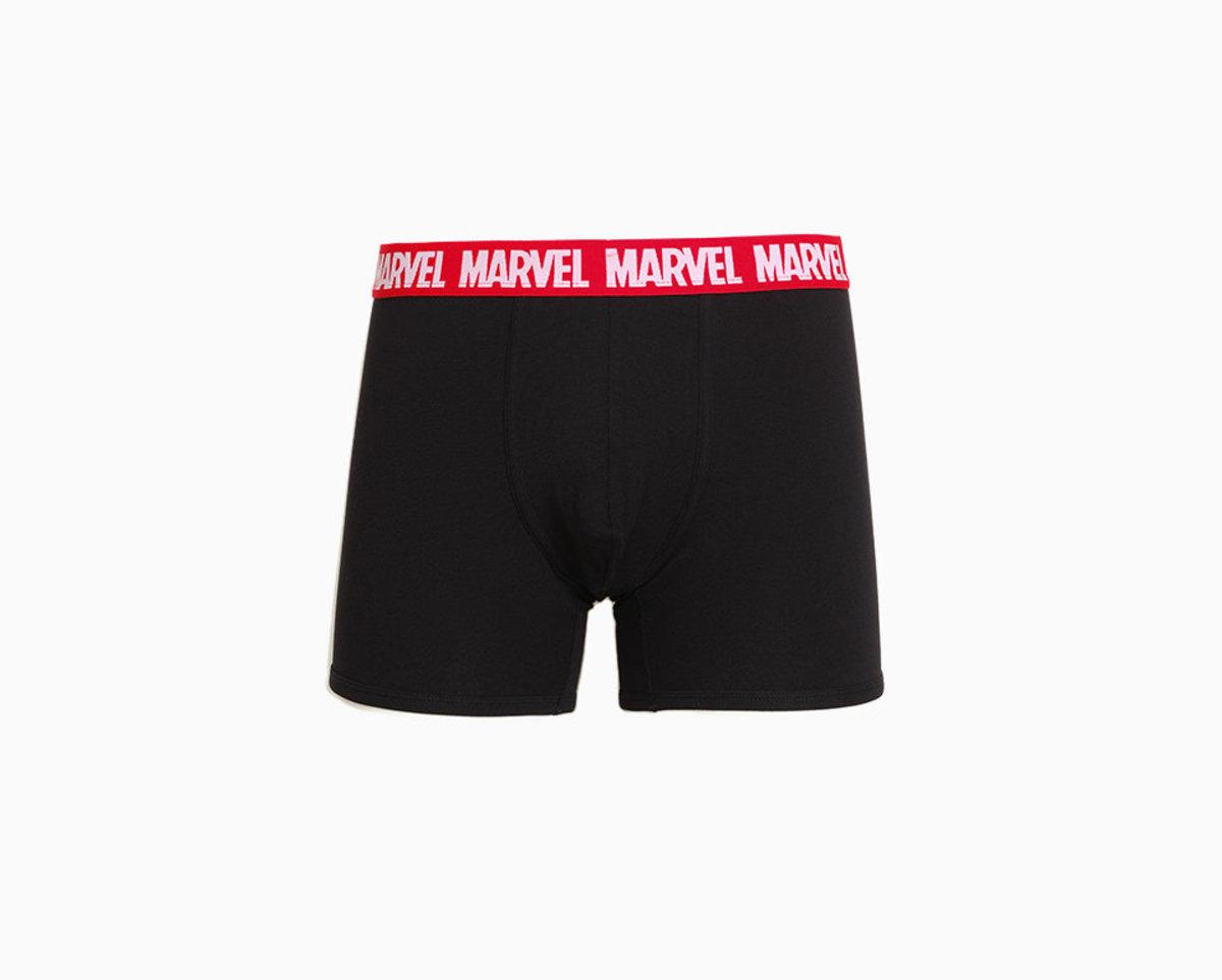 Disney Marvel.Men Boxer Brief Underwear [Licensed by Disney]