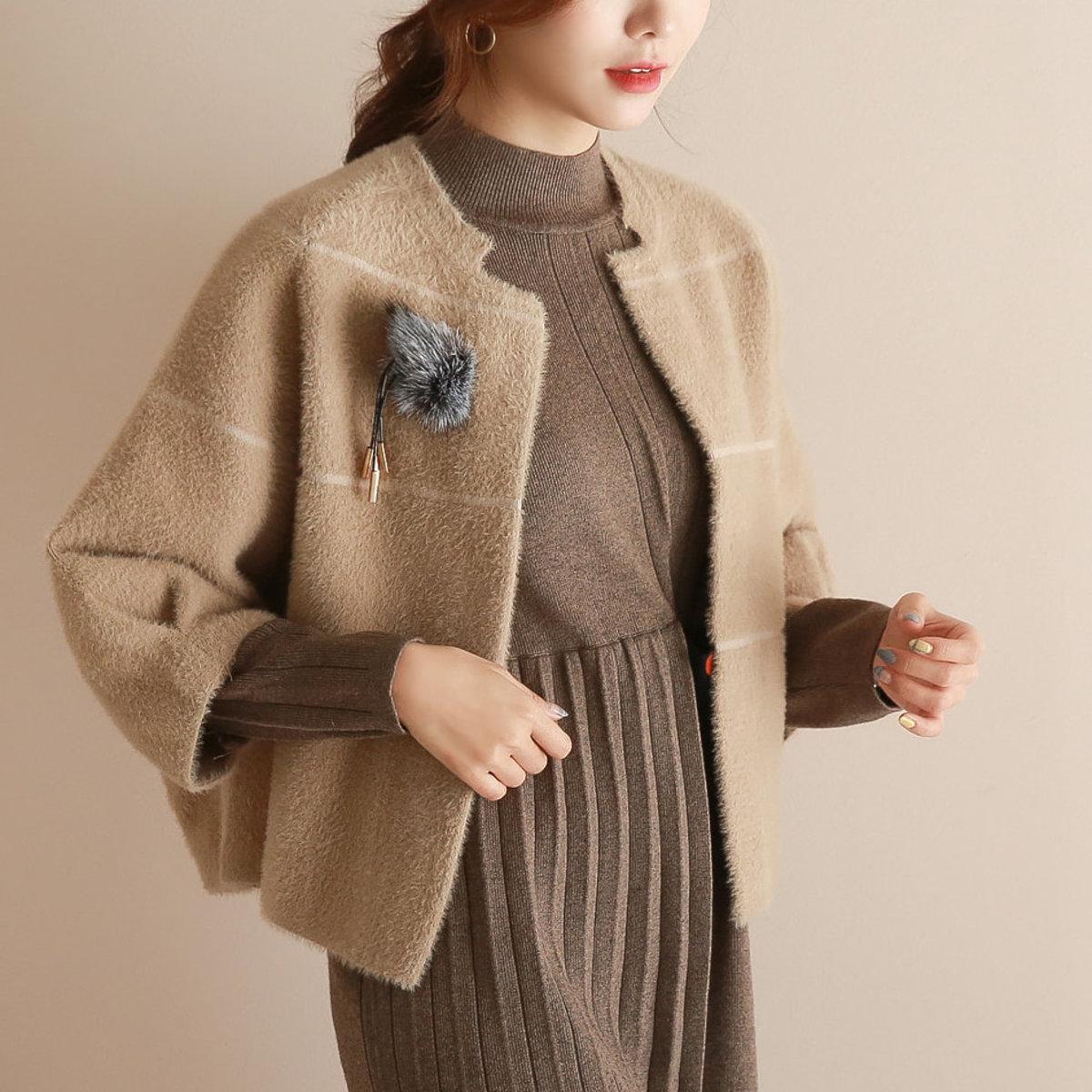 Minimal Knit Cardigan
