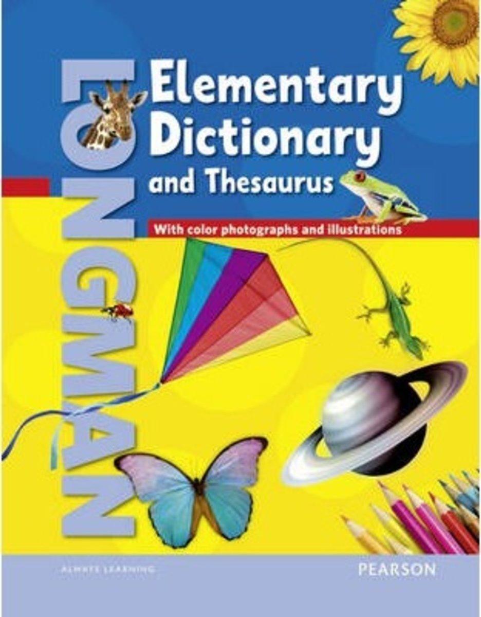 Pearson Longman   LONGMAN Elementary Dictionary and