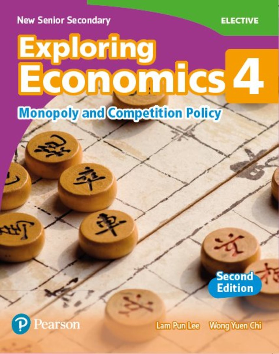 Pearson Longman 9789882291799 Nss Exploring Economics 4