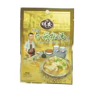 明安 白胡椒湯 40 g