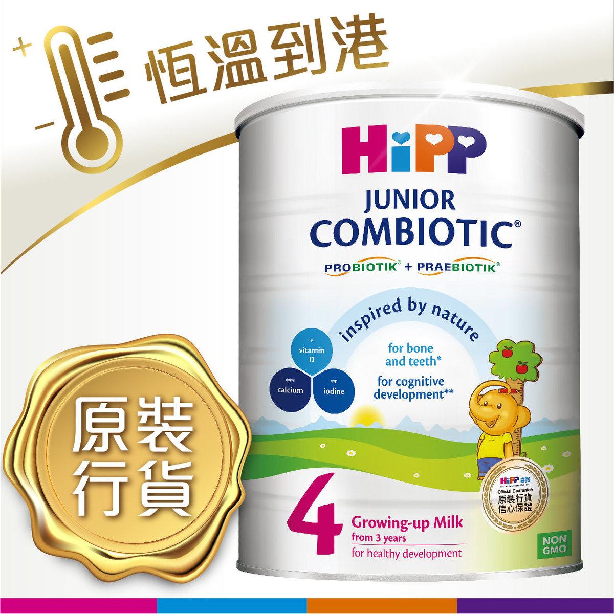 4 Junior Combiotic Growing-up-Milk (800g)