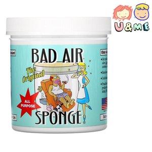 Bad Air Sponge 強力除甲醛 環保空氣淨化劑 400g (平行進口貨)
