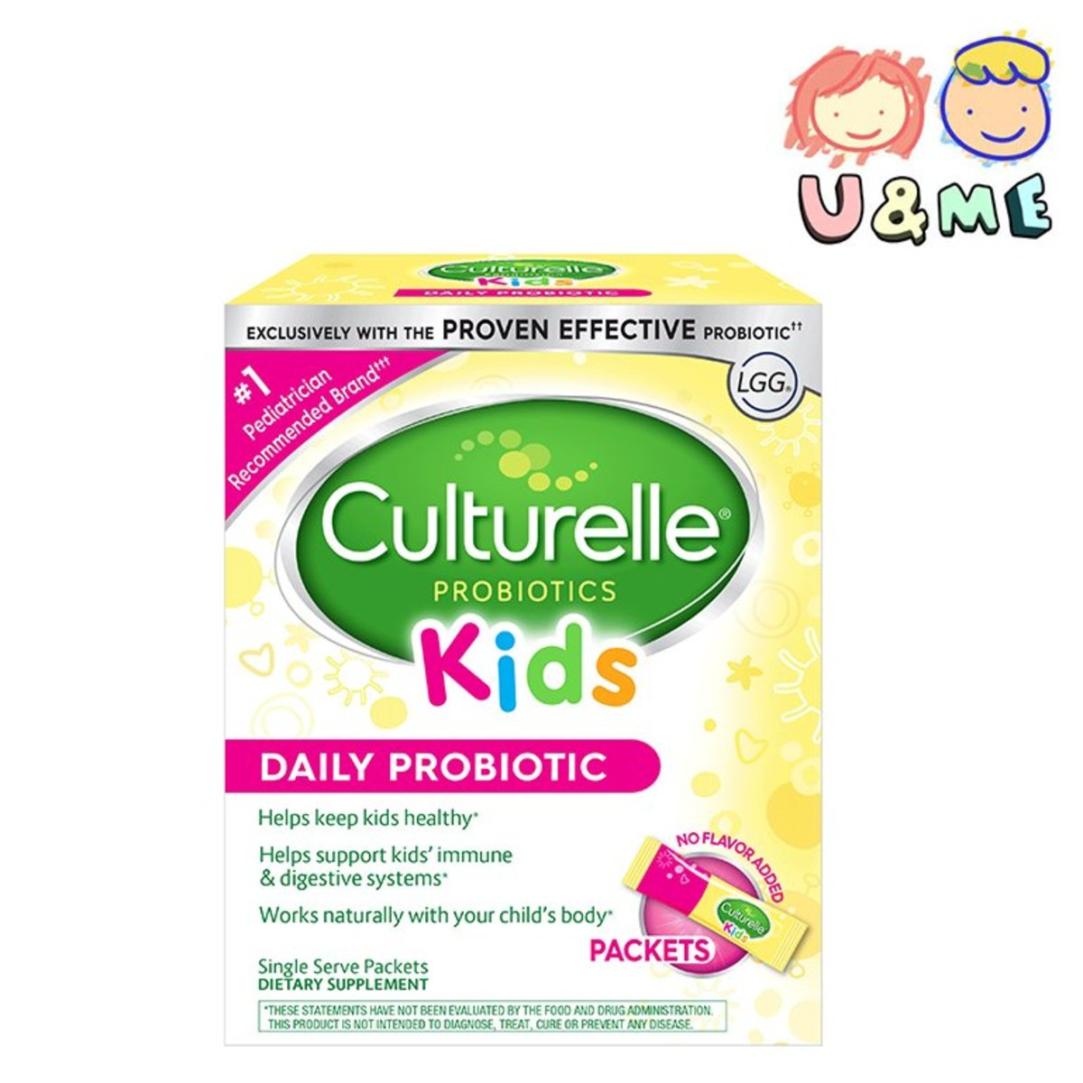 Kids Daily Probiotics (30 Packets) (Parallel Import)