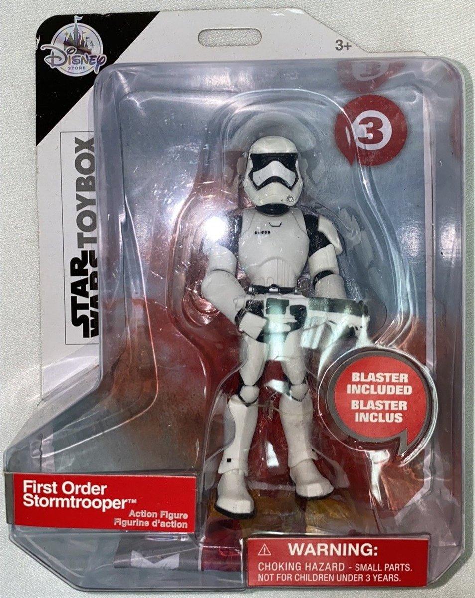 Disney Store Star Wars Stormtrooper Figure (parallel goods)