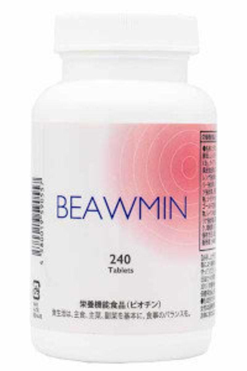 Beawmin 比歐明 - 美肌亮白營養補充劑 240片(30 日)