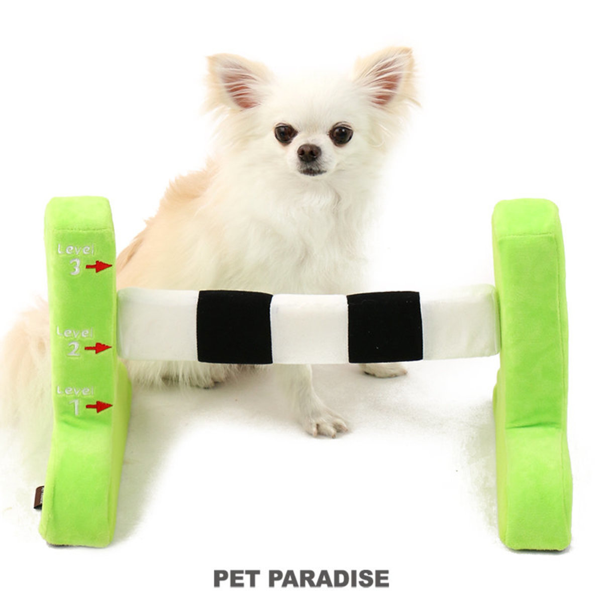 Pyon Pyon Hurdle Toy for Dogs