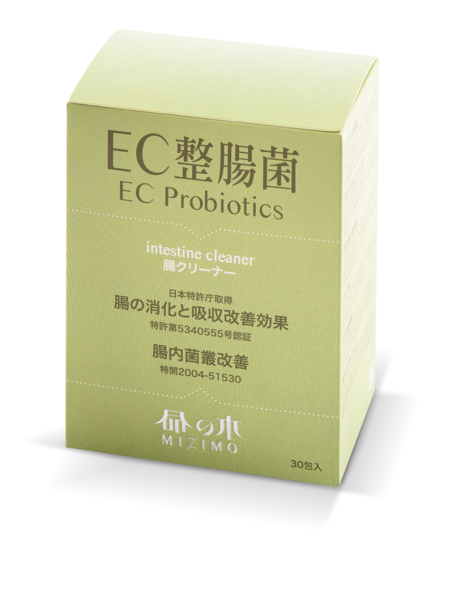 MIZIMO - EC Probiotics 30 packs