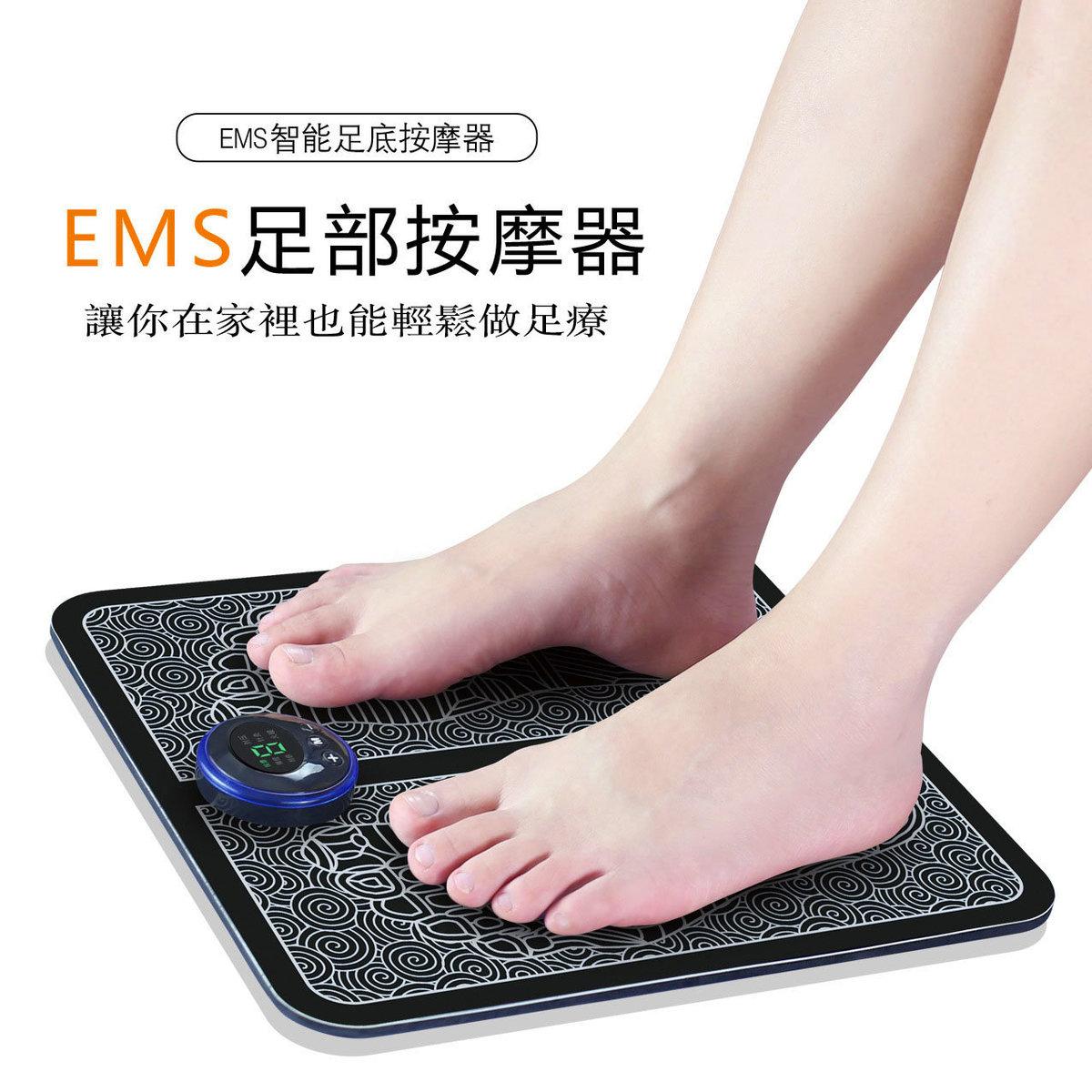 2019 新款 EMS 足部/足底按摩器/大熱瘦腿墊/纖腿墊