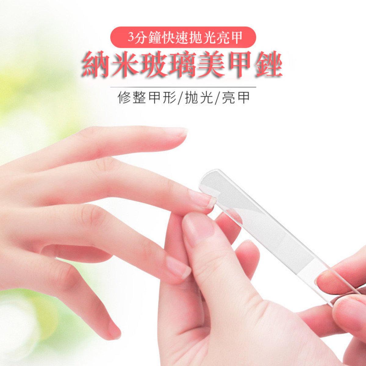 Polishing File Sanding Nail File Waxing Polishing Nail Tool