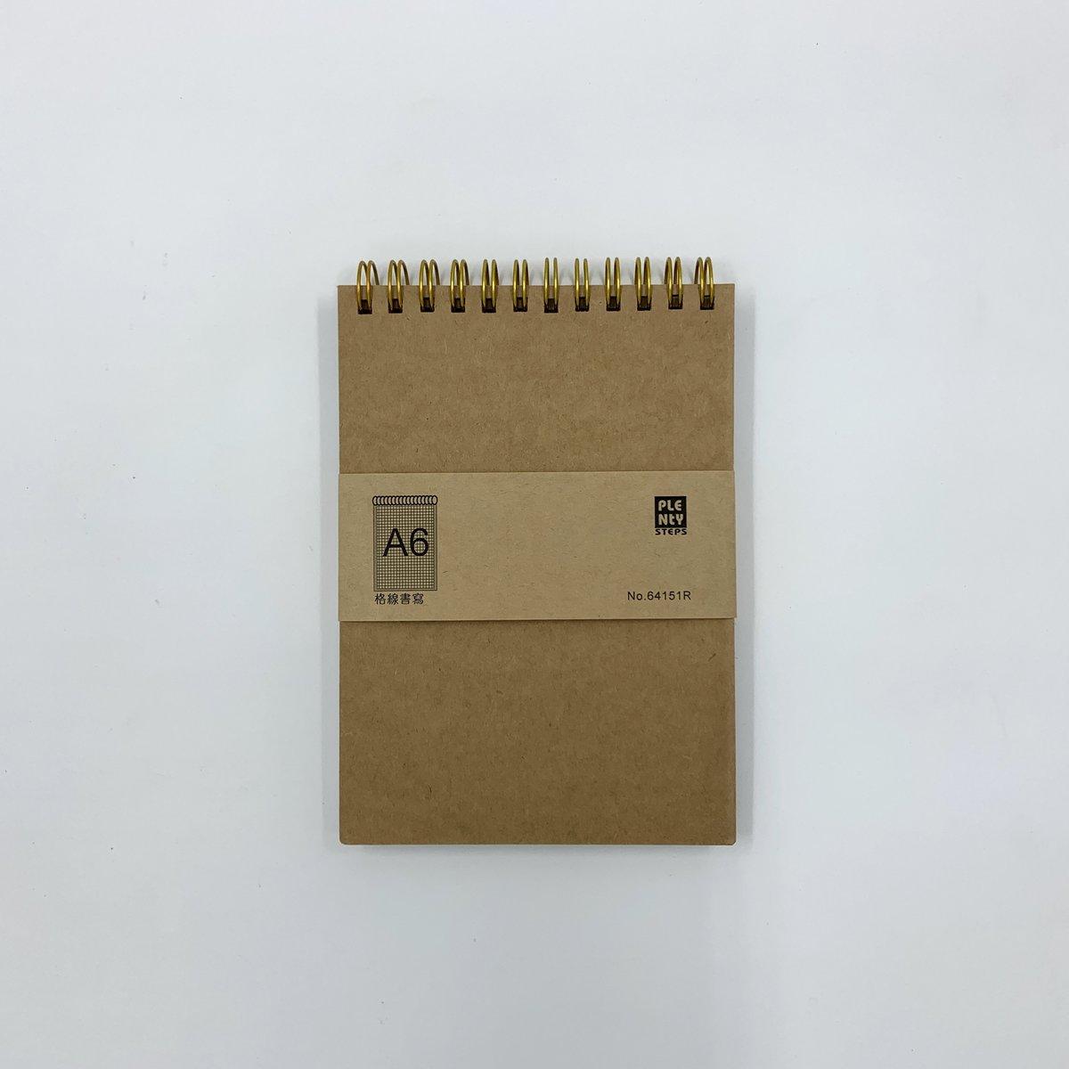 #64151R A6 Ultra-THICK Wire-O Checks Notebook - 3 books