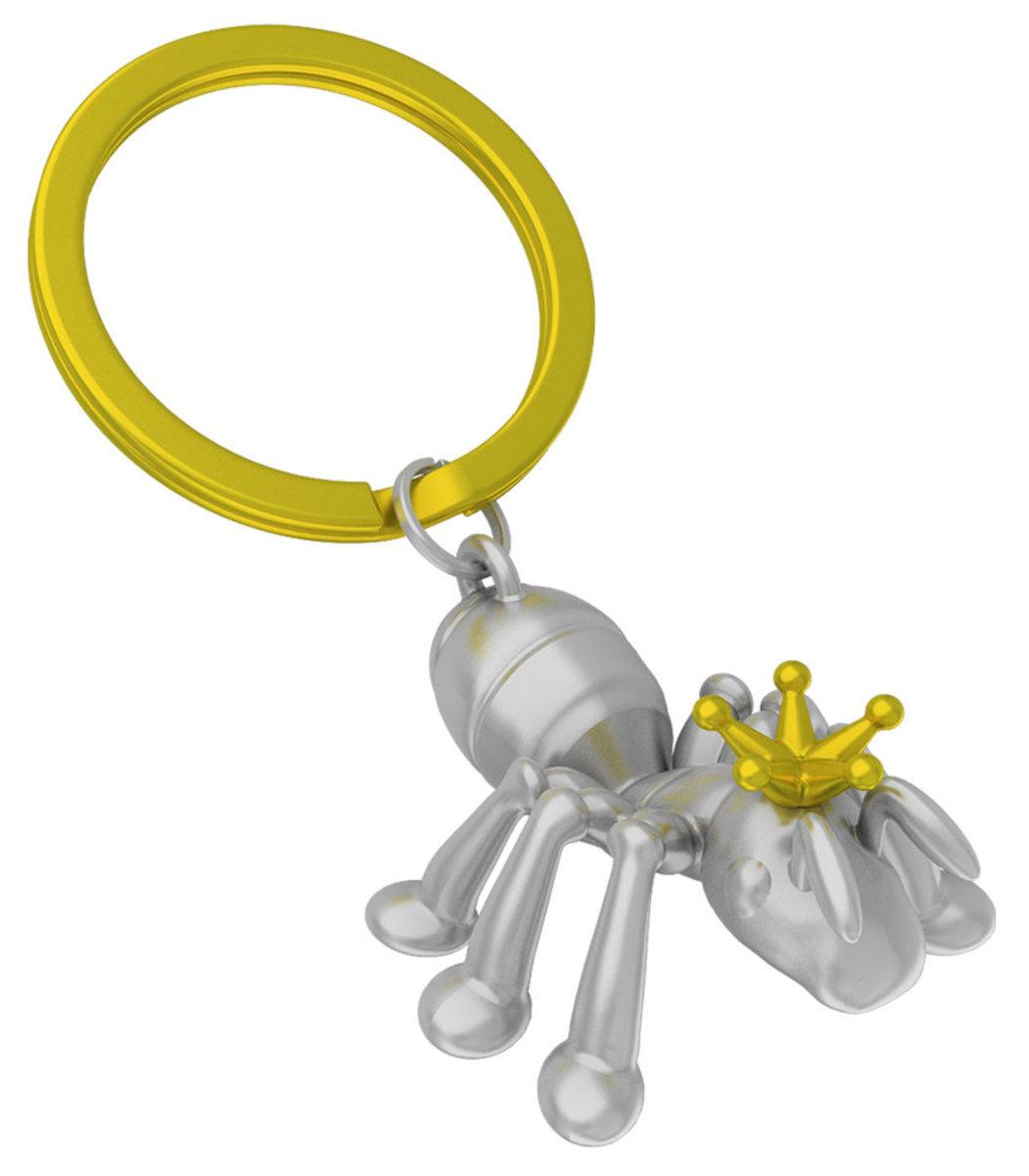 立體馬蟻皇了鎖匙扣