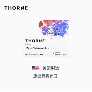 Thorne [復合維生素日夜組合] 多種營養補充 - 180粒膠囊