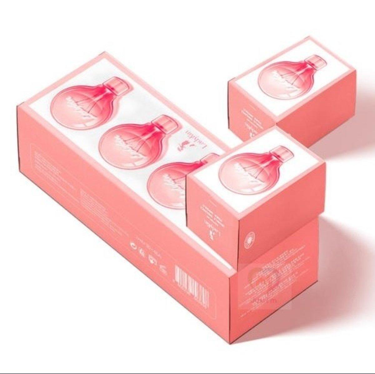 小燈泡童顏精華液 (120片/盒)