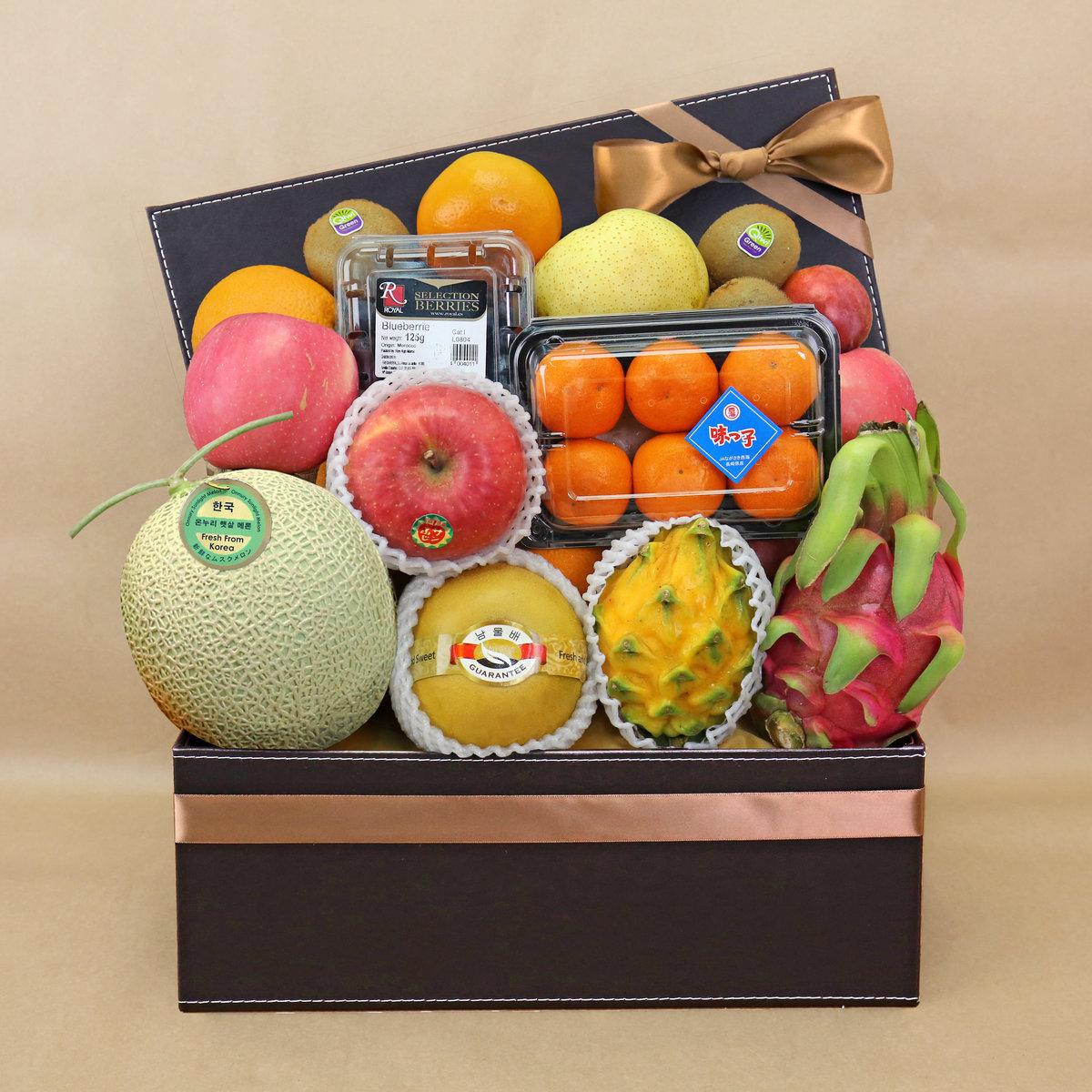 高級優質水果籃 F002
