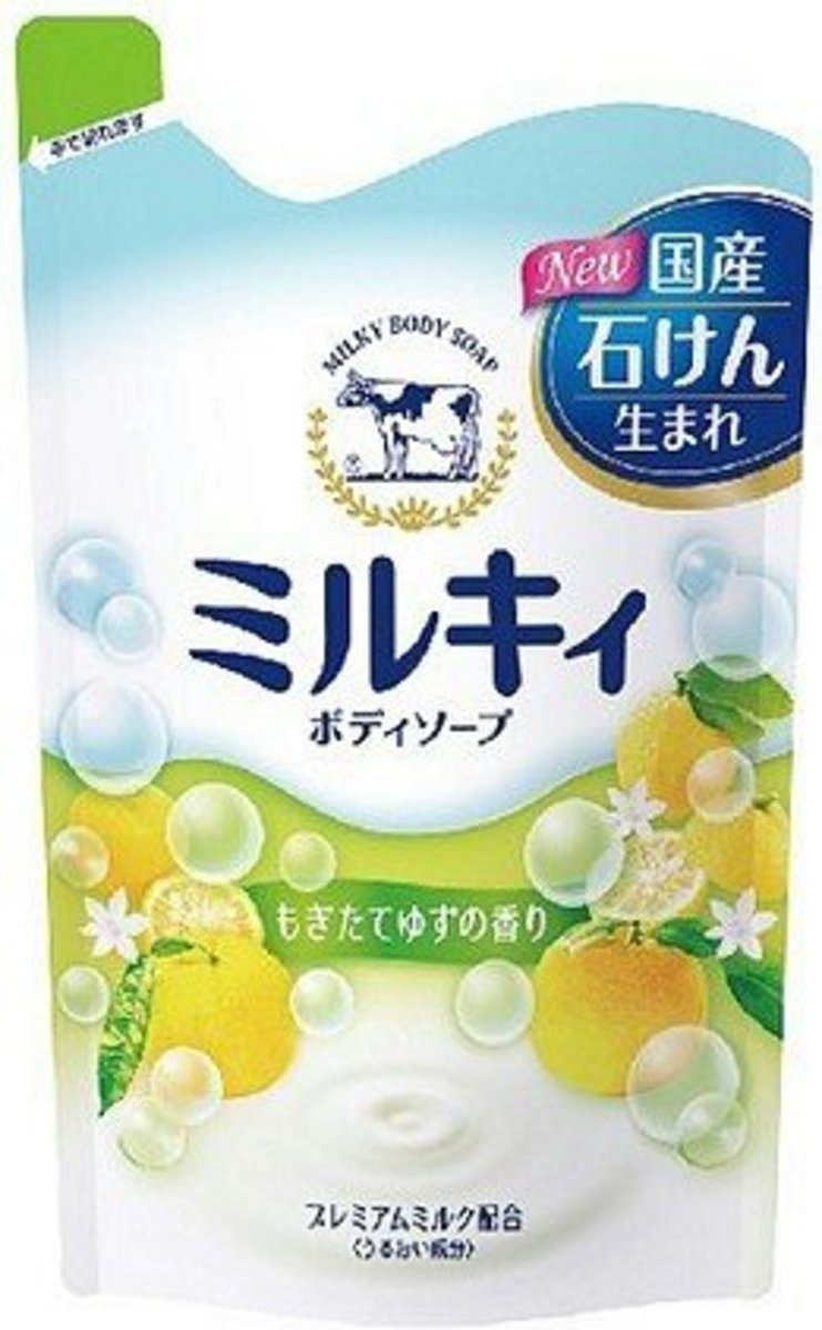 Body Wash (citrus) 400ml supplement village