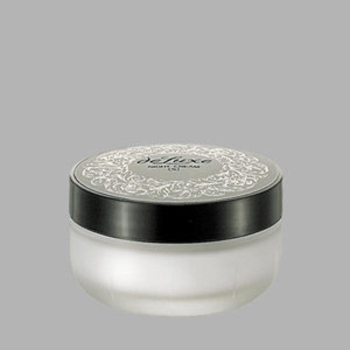 deluxe晚霜(油性皮膚用)50g