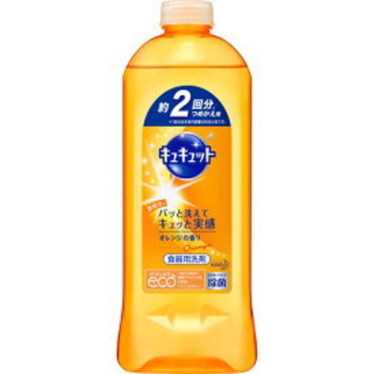 Cucute super-concentrated detergent sterilization (orange fragrance) 385ml supplement village
