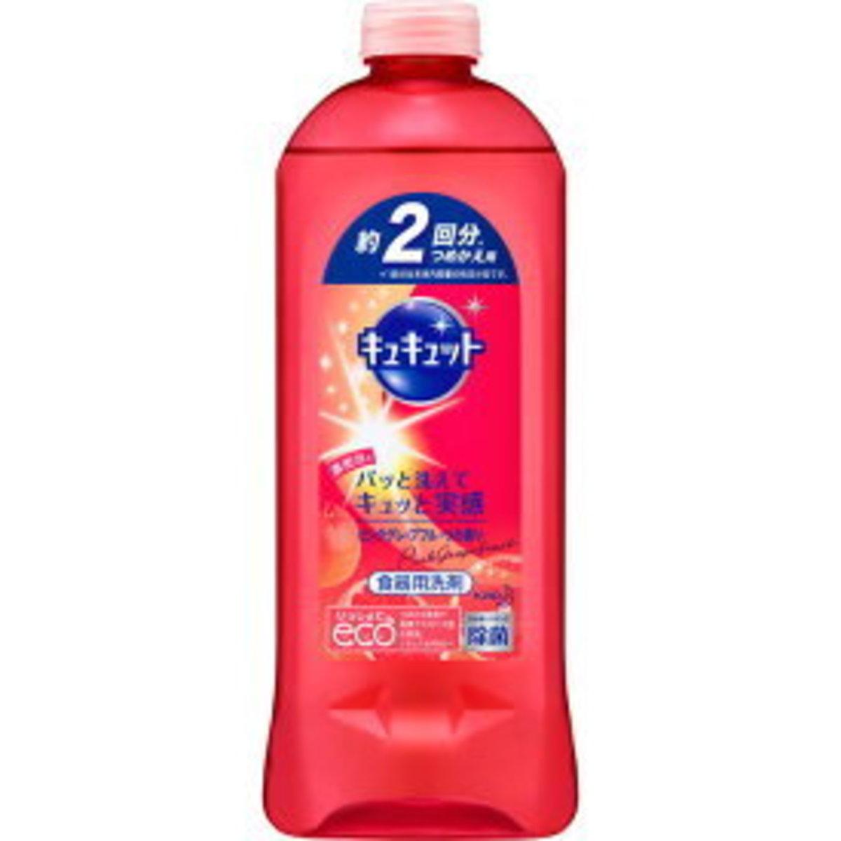 Cucute super-concentrated detergent sterilization (red grapefruit) 385ml supplement village