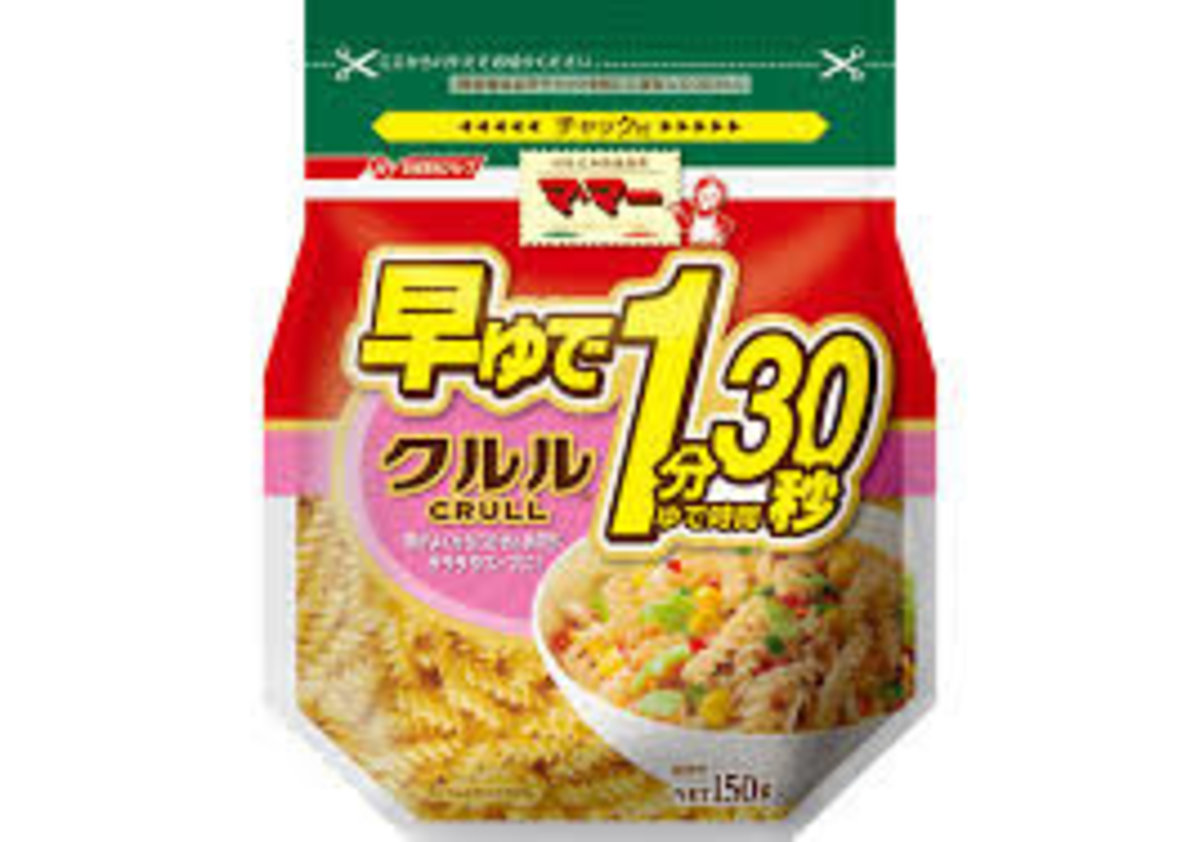 Spin instant macaroni (half minutes) 150g