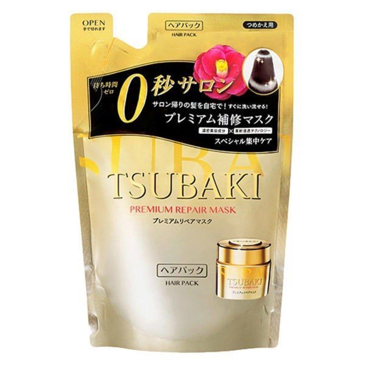 Tsubaki Repair Zero Second Salon Hair Repair Cream 150g