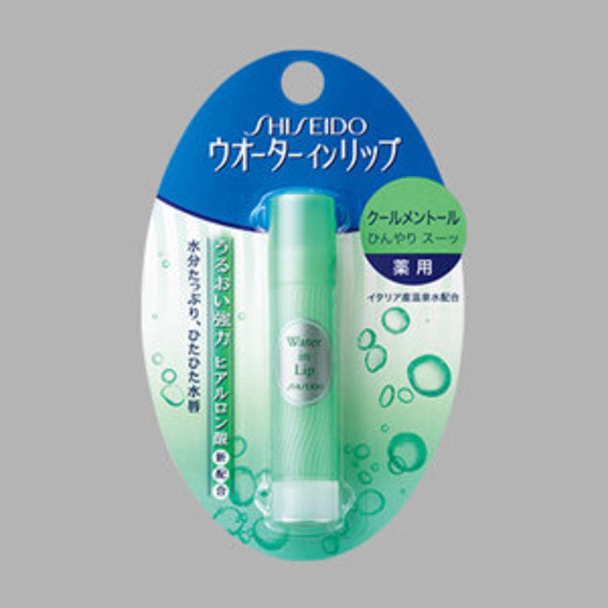 WIL藥用清涼薄荷潤唇膏3.5g