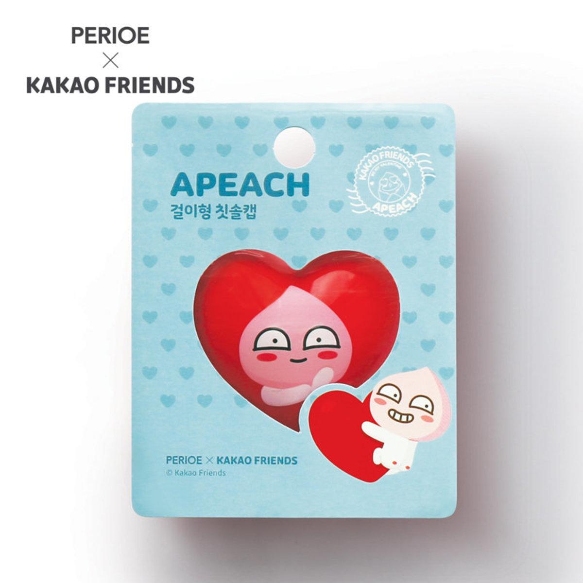 Kakao Friends Toothbrush Cap -  LOVE APEACH