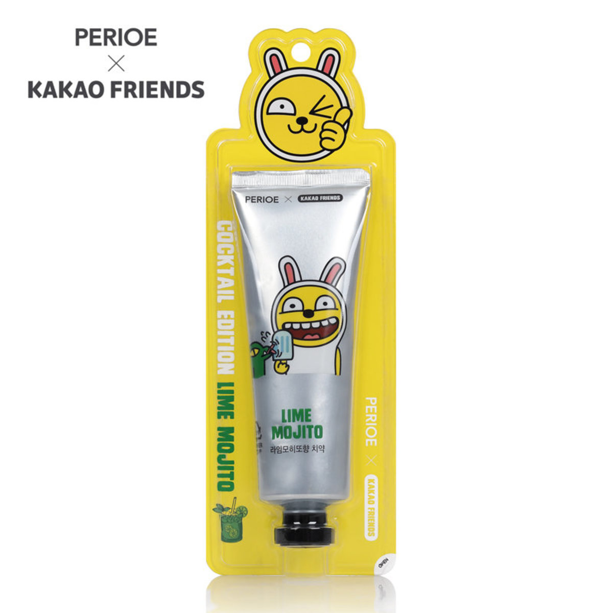Kakao Friends Toothpaste-Lime Mojito 100ml