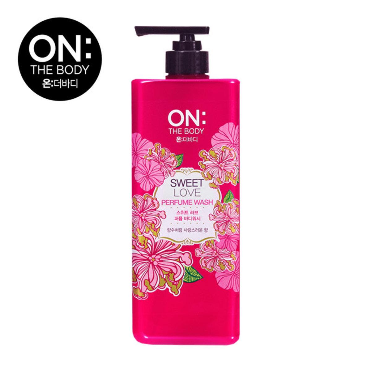 Sweet Love Perfume  Body Wash 500g