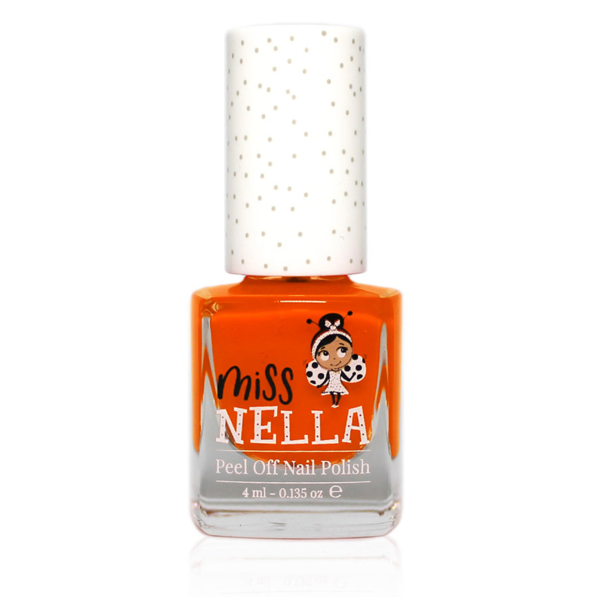 Kids Nail Polish - Poppy Fields - MN14